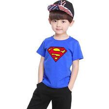 Infantil Bebé Niño Superhéroe Chaqueta Con Capucha Sudadera/Camiseta/2 piezas