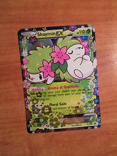 NM SHAYMIN EX Pokemon Card PROMO Black Star XY148 Set Generations Elite Trainer