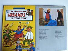 Urbanus nr 17  Uitgeverij Loempia 1987