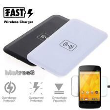 Fast QI Wireless Charger Charging Pad Dock For Google Nexus 4 5 6 7 phones