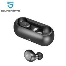 Soundpeats TWS Bluetooth 5.0 гарнитура наушники Mini Hifi наушники + зарядка коробка