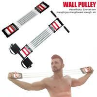 Muti-functional Spring Chest Developer Expander Men Fitness Tension Puller