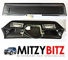 NEW REAR NUMBER PLATE LIGHT HOUSING for MITSUBISHI PAJERO SHOGUN MK2 1991-1999