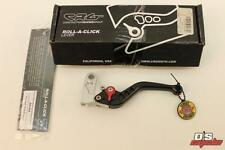 NEW CRG ROLL-A-CLICK SHORTY CLUTCH LEVER 2008-09 TRIUMPH SPEED TRIPLE