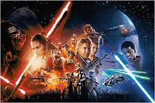 Star Wars 2 - 14 Count Cross Stitch Kit