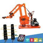 4DOF Robot Arm + Joystick Button Controller 4*Servos For Arduino 4 Axis Rotating
