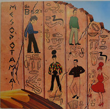 "B 52 s  MESOPOTAMIA  - ISLAND 204 217     12"" LP (W 684)"