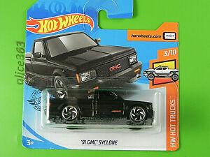 Hot Wheels 2020 - ´91 GMC Syclone - Hw Camions - 150 - Neuf Emballage D'Origine
