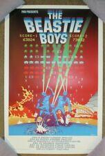 Beastie Boys concert gig poster Australia 1999 Tour dillon naylor Reprint