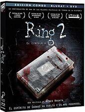 The Ring 2 - Edición Coleccionista (BD + DVD + Libro) Blu-ray Nuevo A Estrenar