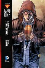 Superman: Earth One Vol. 1- J. Michael Straczynski & Barbara Ciardo HC-DC COMICS