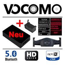 Freisprecheinrichtung kX-2 V1+ VW Skoda Seat Bluetooth A2DP Audio aptX HD Voice