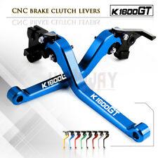 Motorbike CNC Alu Long Brake Clutch Adjustable Levers for BMW K1600 GT/GTL 17