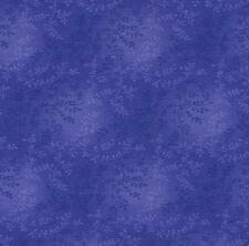 "QUILT FABRIC: 100% COTTON, TONAL VINEYARD,  PURPLE, TV-03, 54"" WIDE, By The Yard"