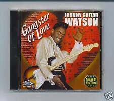 JOHNNY GUITAR WATSON - GANGSTER OF LOVE - NEW CD