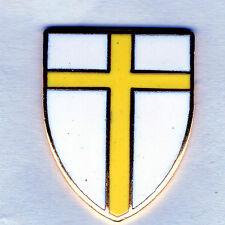 Enamel Lapel Badge  8th Army