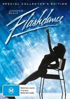 Flashdance (DVD, 2007) region 4 Like New