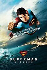 Superman Returns - 2 Disc [DVD] [2006], Acceptable DVD, Brandon Routh, Kate Bosw