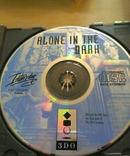 Alone in the Dark (1994)  (3DO, 1994) DISC ONLY RARE