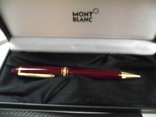 MONTBLANC LEGRAND  BORDEAUX MEISTERSTUCK 0.9mm   PENCIL NEW IN BOX 167R 146 SIZE