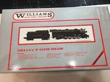 5102 Williams Crown Edition Brass O Scale 3 Rail USRA 2-8-2 Mikado Pennsylvania