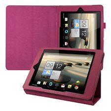 kwmobile Schutz Hülle für Acer Iconia A1-810 A1-811 Pink Tasche Kunstleder Case