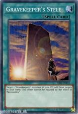 SS01-ENB12 Gravekeeper's Stele 1st Edition Mint YuGiOh Card
