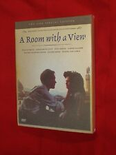 LN A Room with a View WS 2-DVD Restoration Merchant Ivory Film 3 Lang ENG FR SP
