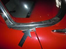 57 Plymouth HARDTOP stainless windshield trim passenger side bottom