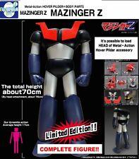 Evolution Toy MAZINGA Mazinger Z Body + Metal Action No.06 Hover Pilder Set RARE
