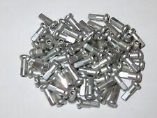 72 DT Swiss 12mm Silver Alloy spoke nipple 14g (2.0mm)