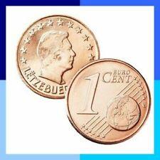 Pièces euro du Luxembourg pour 1 cent