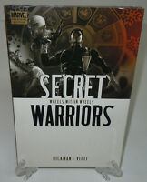 Secret Warriors: V.6 Wheels Within Wheels Marvel Comics HC Hard Cover New Sealed
