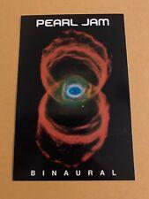 Pearl Jam Binaural Sticker