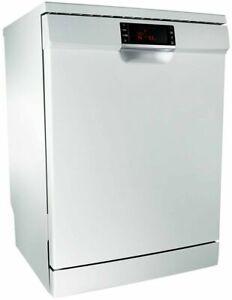 Samsung 13 Place Freestanding Dishwasher White Delay Start Auto Load DW5343TGBWQ