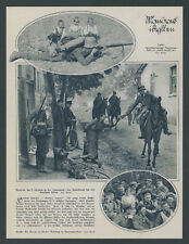 Army Empire Militia 3. Div. manoeuvres Posen West Prussia Border Guard Cavalry 1927