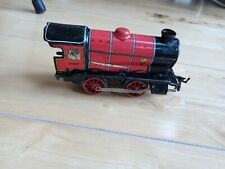 Hornby O Series M1 red  Clockwork Locomotive. - without tender
