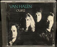 Van Halen OU812 CD 1988 Warner Brothers BMG