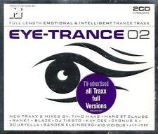 EYE TRANCE 2 = Tiesto/Ambassador/Cascade/Gourylla/Delerium...=3CD= groovesDELUXE