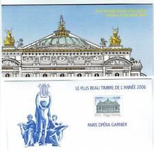 BLOC-FEUILLET SOUVENIR THÉÂTRE  OPÉRA GARNIER A PARIS - DISCOUNT