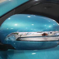 Chrome Rearview Wing Mirror Molding Strips Trim For Suzuki SX4 S-Cross 2014-2018