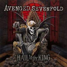 Avenged Sevenfold HAIL TO THE KING +MP3s GATEFOLD New Sealed Vinyl 2 LP
