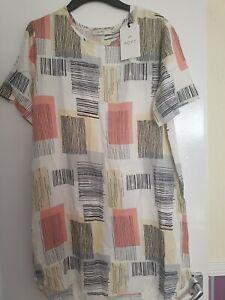 ADPT  sahara Dress  Bnwt  uk Size M