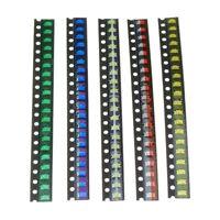 100Pcs 5 Colors 20 Each 1206 LED Diode Assortment SMD LED Diode Kit Led Lights