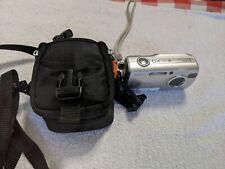SONY CYBERSHOT DSC-S40 4.1 MP DIGITAL CAMERA 3X CARL ZEISS OPTICAL ZOOM + Case