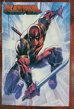 New Marvel Deadpool Blade Sword Poster  34 x 22.5 Movie Art Z1