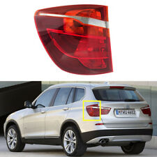 Left LED Fit For BMW F25 X3 Rear Tail Light Outer Taillight Lamp 2011-2016 NEW