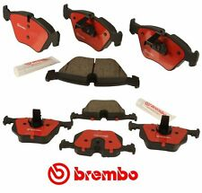 Genuine Brembo Brake Pads (Front & Rear) for BMW E46 M3 330I 330CI 330IX X3 Z4