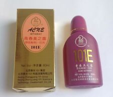 5 PacksOf 101E Acne getaway Acne get away Chinese herbal lotion for acne sports