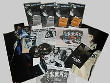 ELVIS PRESLEY Atlanta 1975 Deluxe Variation 6 Golden Sticker - CD + DVD  2 pins